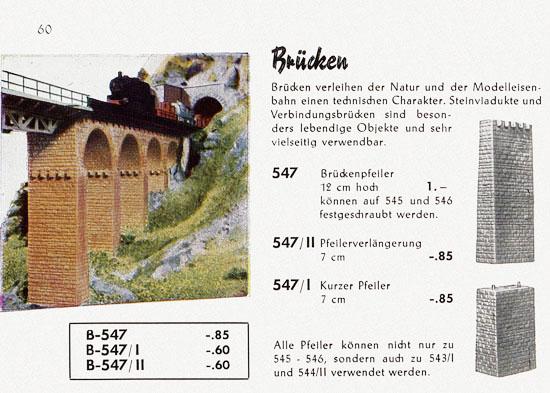 FALLER B-543//1 ***BRÜCKE****