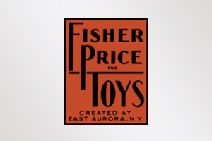 Fisher-Price Modellarchiv